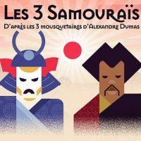 Les Trois Samouraïs