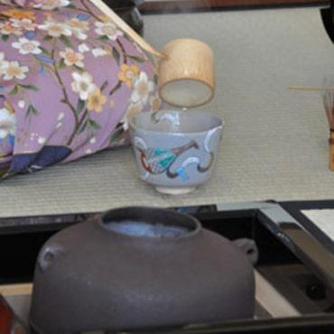 Cérémonie du Thé – Tradition du thé Omotesenke