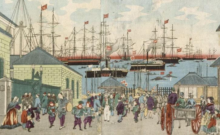 Lumières de Meiji – Construction du Japon moderne