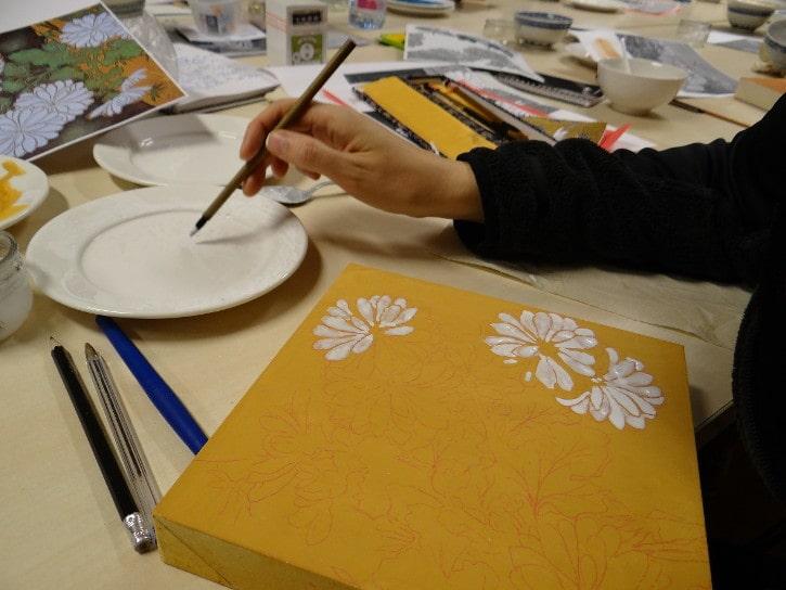 Nihonga, peinture japonaise