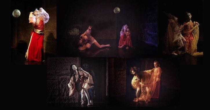 Atelier de danse butô : Méditation en Mouvement / Expression et Danse Consciente, Résonance