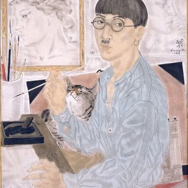 Foujita, peintre classique ?
