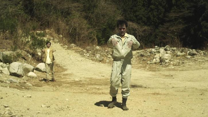 The Woodsman and the Rain & dialogue avec Shuichi Okita et Koji Yakusho