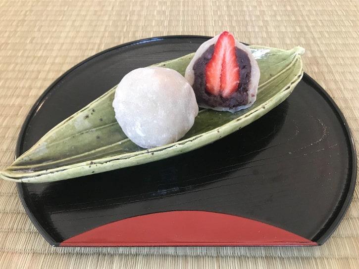 Atelier de pâtisserie japonaise