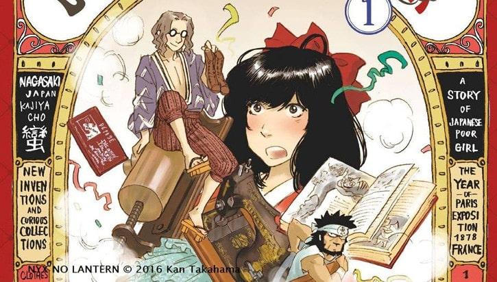 Kan Takahama en séance de dédicaces