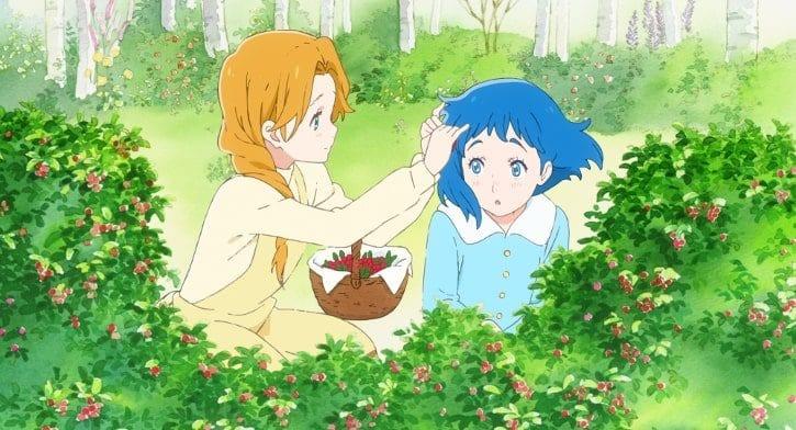 Liz et la fille