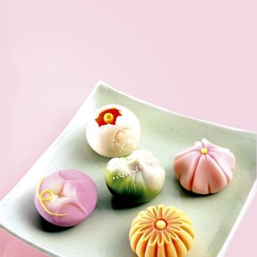 Salon de thé wagashi