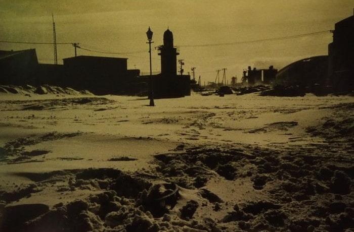 Takehiko Nakafuji – Black Ice