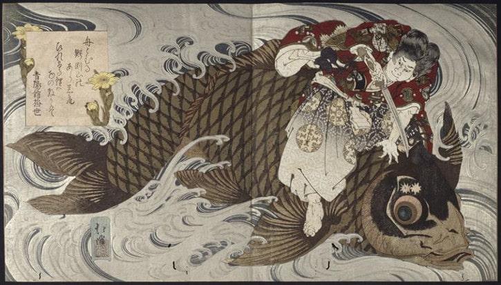 Visite-conte : Héros du Japon dans les légendes et les mangas