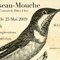 L'Oyseau-Mouche - Illusion of the Crescent