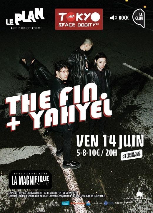 The fin. + Yahyel