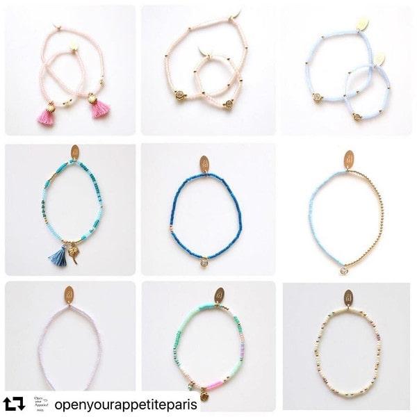 fe0425477acbc0 Atelier et vente de bijoux par Tomoe Wada - Le Japon à Paris