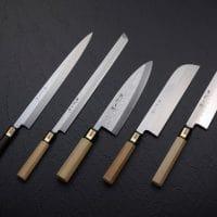 Les couteaux de Sakai