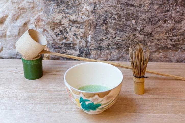 Le matcha de tradition : préparez votre bol de matcha !