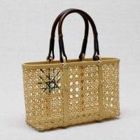 Takezaiku par l'atelier Beppu Bamboo Craft Union