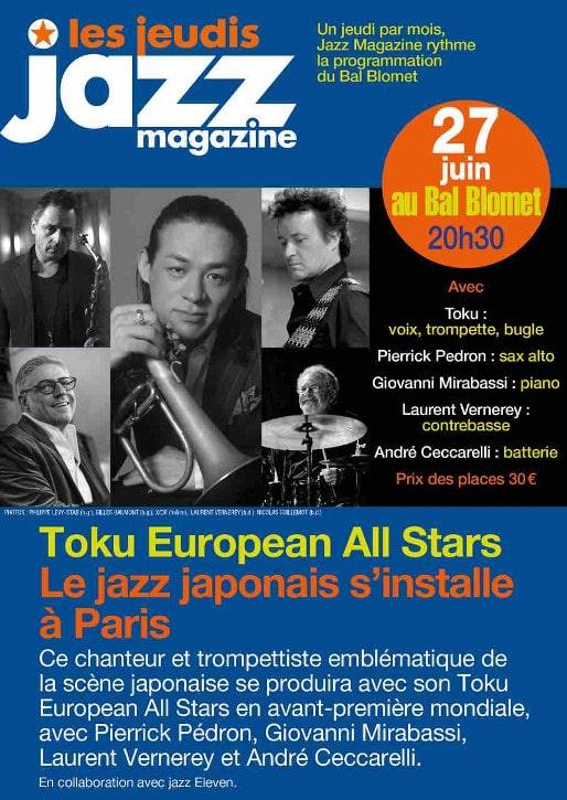 Toku European All Stars