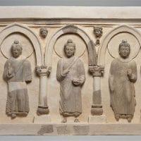 Visite-conte : Dans les mains du Bouddha