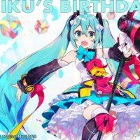 12e anniversaire Hatsune Miku
