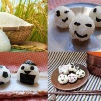 Atelier Onigiri et riz japonais