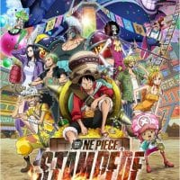 Avant-première One Piece Stampede