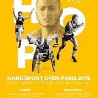 Tsunagari Taiko au Handisport Open Paris 2019