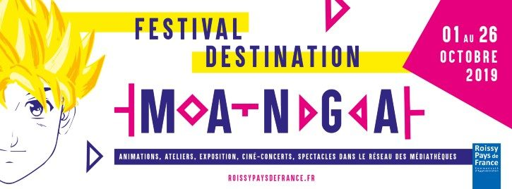 Festival Destination Manga 6ème édition
