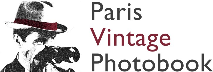 Paris Vintage Photobook 2019