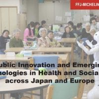 Public Innovation and Emerging Technologies in Health and Social Care across Japan and Europe