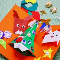 Atelier Livre Pop-Up en origami