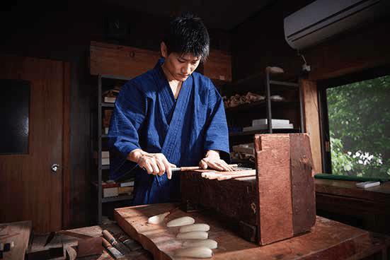 Conférence-démonstration Les pinceaux suprêmes de la calligraphie japonaise