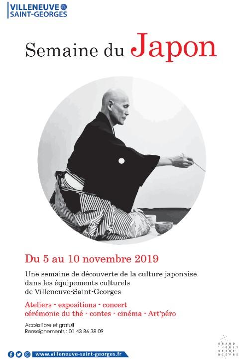 La semaine du Japon à Villeneuve-Saint-Georges
