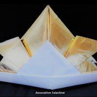 Atelier origami kabuto