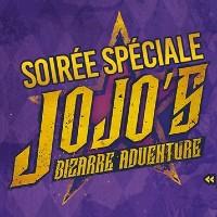 Soirée spéciale Jojo's Bizarre Adventure