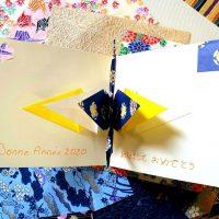 Atelier Nengajo, cartes de vœux japonaises