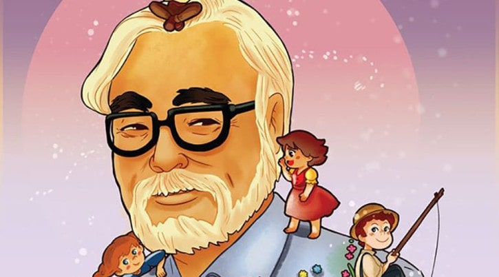 Hayao Miyazaki : l'inspiration occidentale