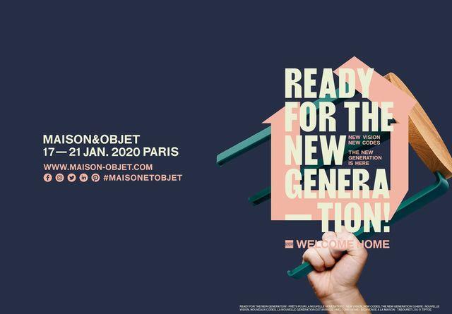 Maison & Objet Paris janvier 2020