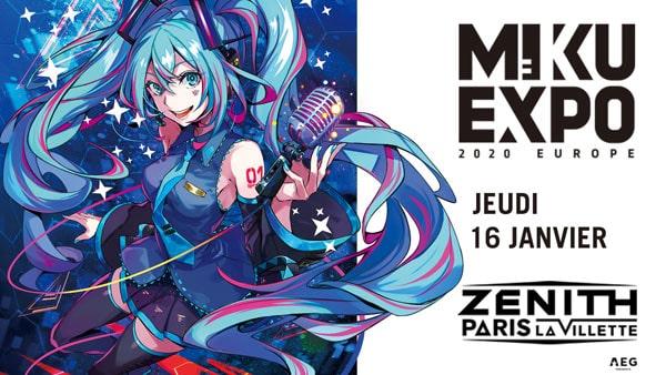 Miku Expo 2020 Europe