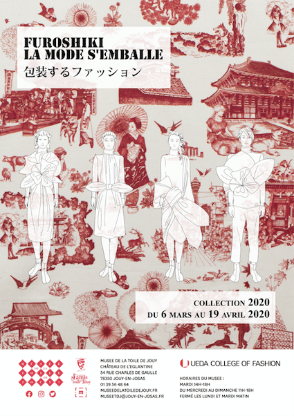 Furoshiki : la mode s'emballe