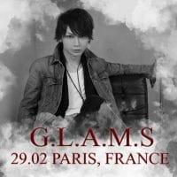 GLAMS - Europe Tour 2020, avec Libation
