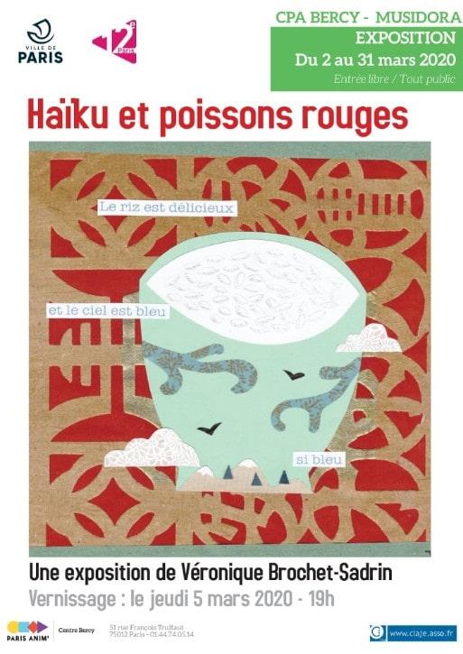 Haïku et poissons rouges