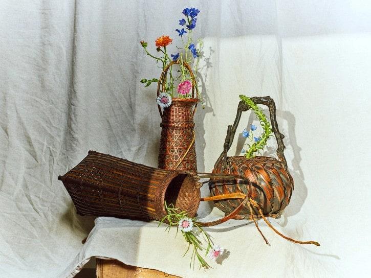 Hanakago, l'art du bambou japonais