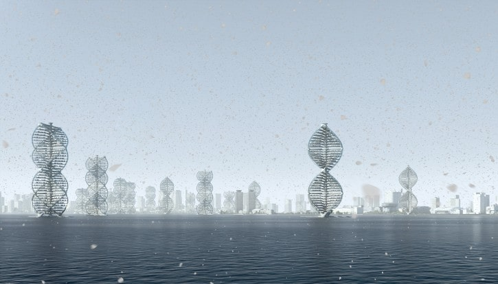 Metabolism _ Invisible Cities de Pierre-Jean Giloux