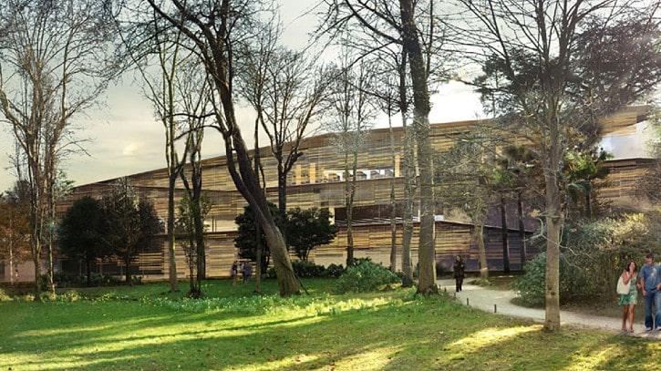 Musee Departemental Albert Kahn Et Son Jardin Le Japon A Paris