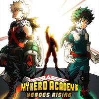 Avant-première My Hero Academia: Heroes Rising