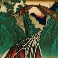 Voyage sur la route du Kisokaidô. De Hiroshige à Kuniyoshi