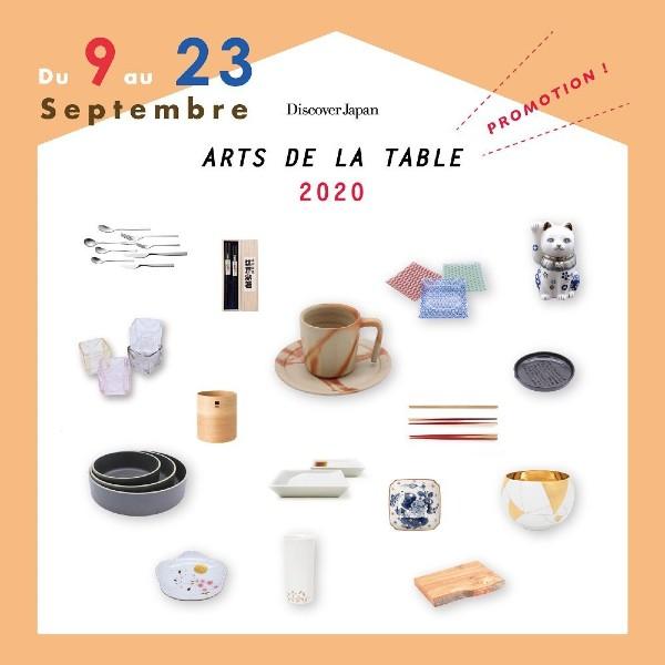 Expo-vente Arts de la table