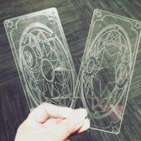 Créez vos Clear Cards de Sakura