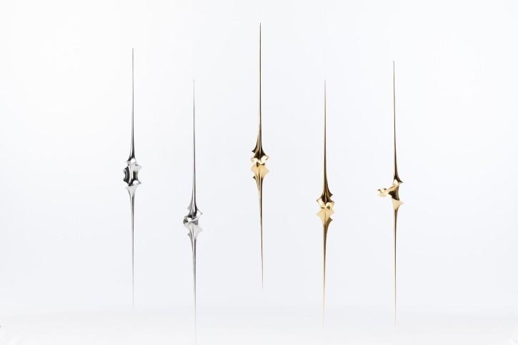 Needles de Toshimasa Kikuchi