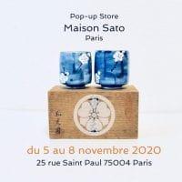 Pop-up Store Maison Sato chez Japan Blue