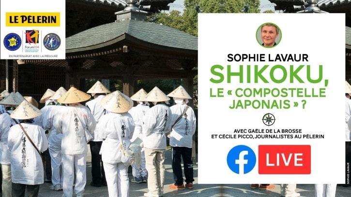 Shikoku, le Compostelle japonais ?